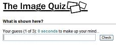 The Image Quiz