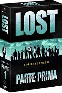 Lost DVD - Episodi 1-12