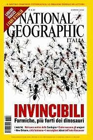 National Geographic Italia - Agosto 2006