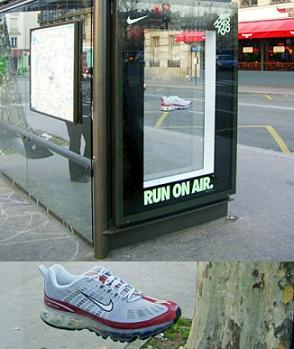 Nike - Run on Air