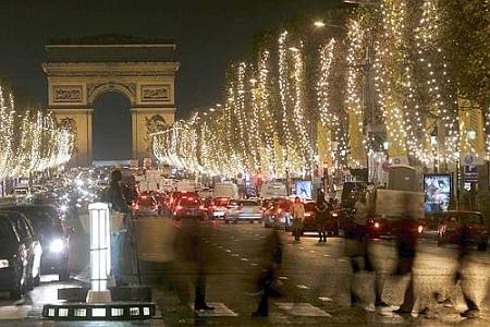 Fermo immagine (53): natale a parigi 1 dicembre 2006