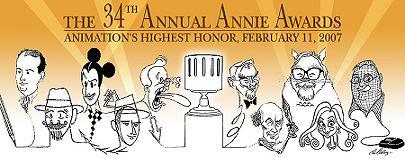 Annie Awards2006
