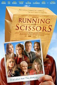 """Running with Scissors"""