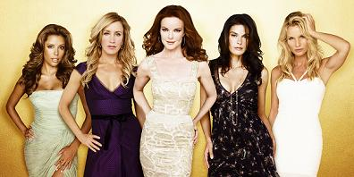 Desperate Housewives, le protagoniste