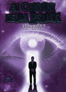 """""""Ai confini della realtà - Stagione5″"""