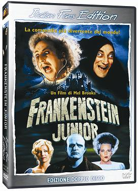 """Frankenstein Junior - Italian Fans Edition"""