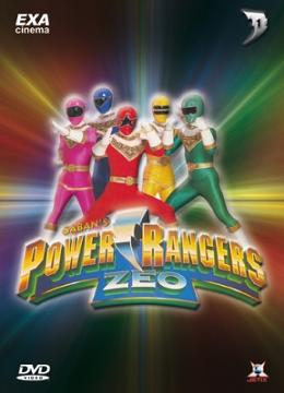 Power Rangers Zeo, DVD 1