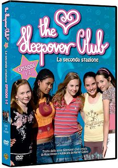 """The Sleepover Club - La seconda stagione"", DVD 1"
