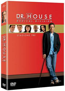 """Dr. House - Medical Division - Stagione Tre"""