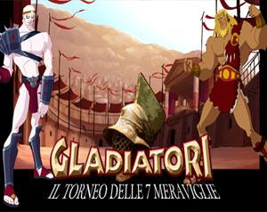 Sigla gladiatori il torneo delle sette meraviglie cranioleso