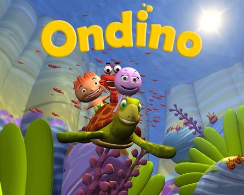Ondino - Su RaiTre
