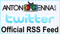 Antonio Genna Blog su Twitter - Official RSS Feed