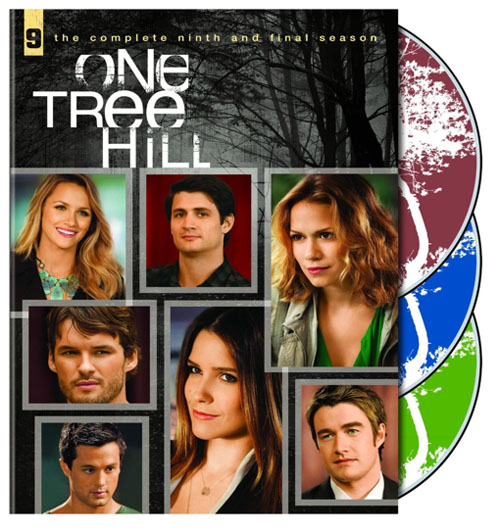 : community – dvd &; blu-ray: one tree hill 4 aprile 2012