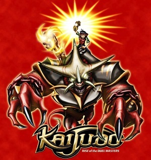 Kaijudo rise of the duel masters