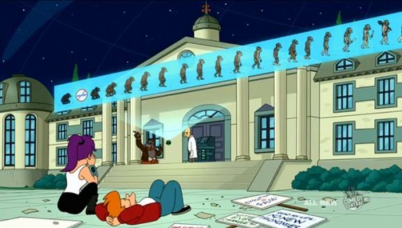 Bender servizio di incontri Futurama