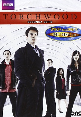 Torchwood 2_Pack DVD