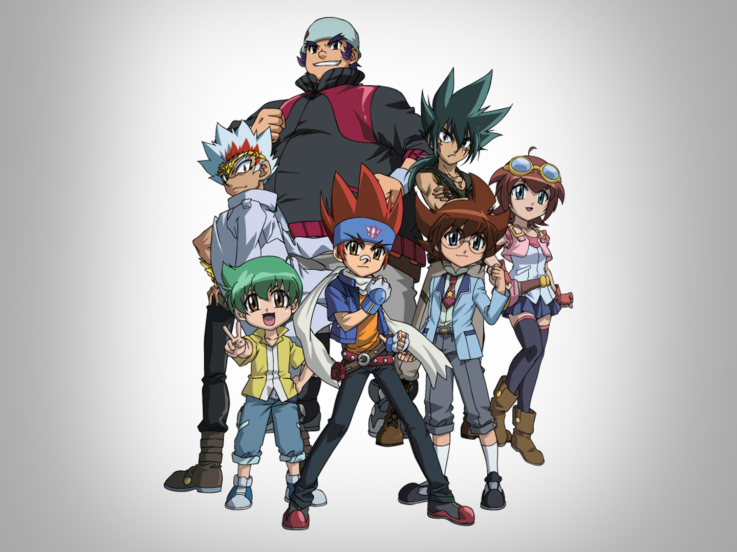 BeyBlade Metal Fury
