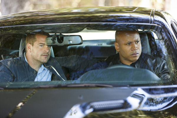 "NCIS: Los Angeles 4×17 ""Wanted"""