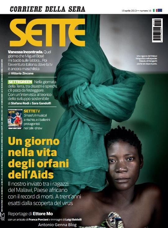 Sette antonio genna blog for Corriere della sera arredamento