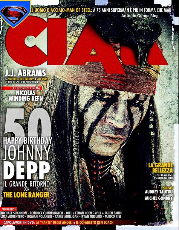 JOHNNY DEPP - Pagina 4 Ciak-06-2013-b