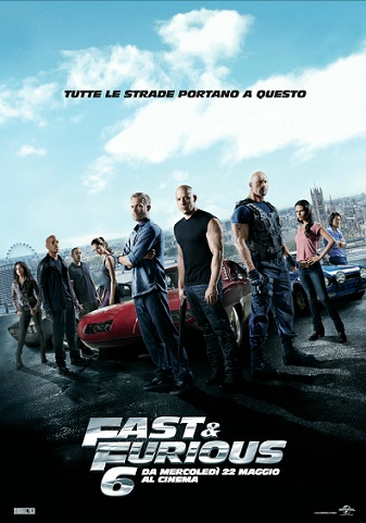 Walker Acura on Fast Furious 6 Vin Diesel Paul Walker Dwayne Johnson Roar   Autos