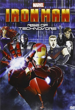 Iron Man-Rise of the Technovore