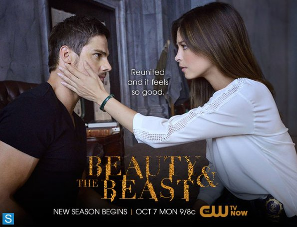 Beauty and the Beast - Season 2 - Promotional Returns ECard_595_slogo