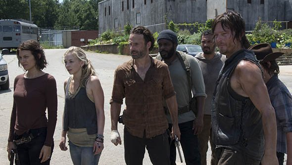 The Walking Dead - Episode 4.08 - Too Far Gone - First Promotional Photo_595_slogo