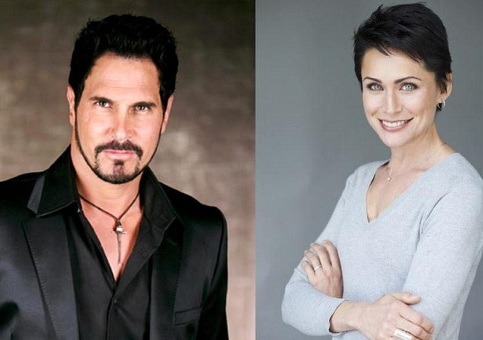 Don Diamont_Rena Sofer