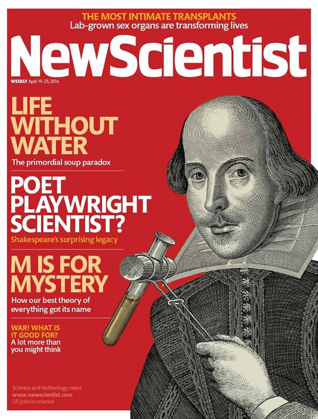 NewScientist-19-04-2014