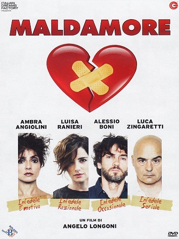 Maldamore-dvd