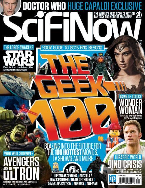 SciFiNow101