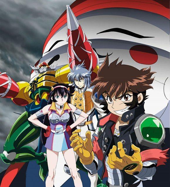 Tv u su k arriva la serie giapponese u cshin jeeg u robot d acciaio