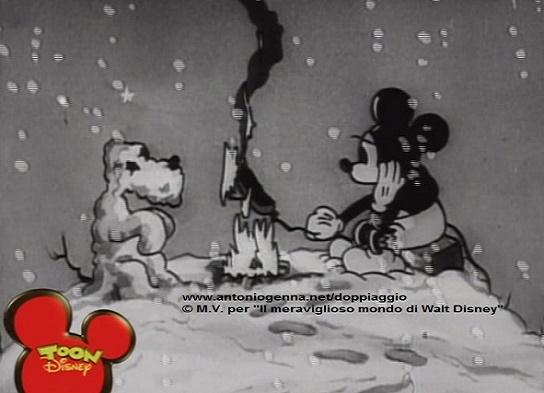 Auguri Di Natale Disney.Il Meraviglioso Mondo Di Walt Disney 34 Buon Natale Dal Grillo