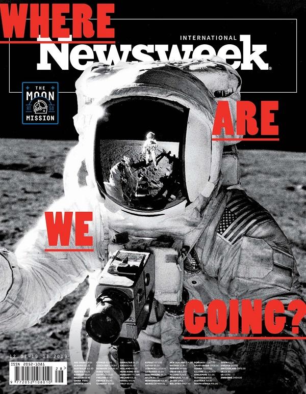 Edicola dal mondo – Newsweek, 1219 luglio 2019 – The
